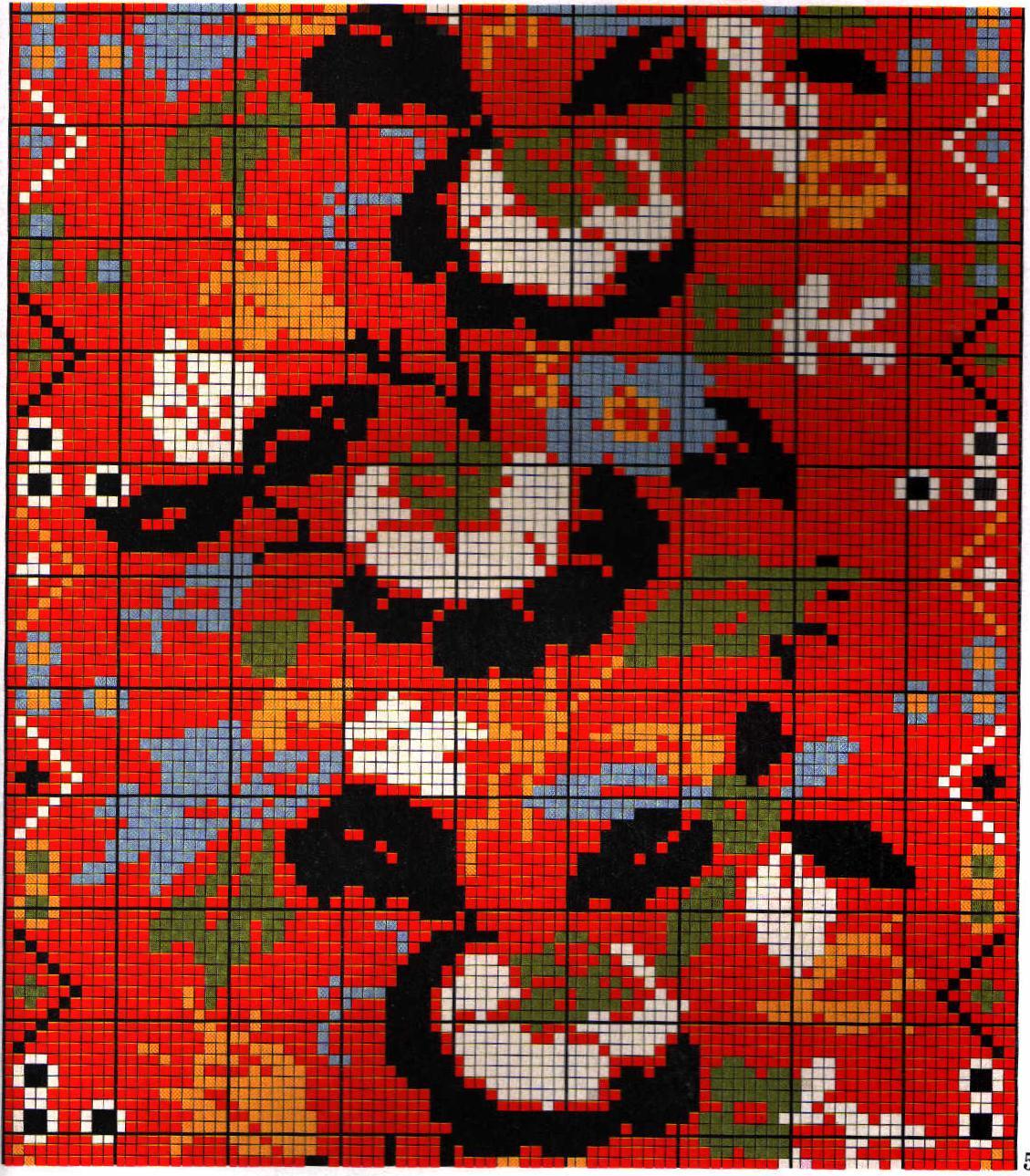 Вышивание и вязание картинки